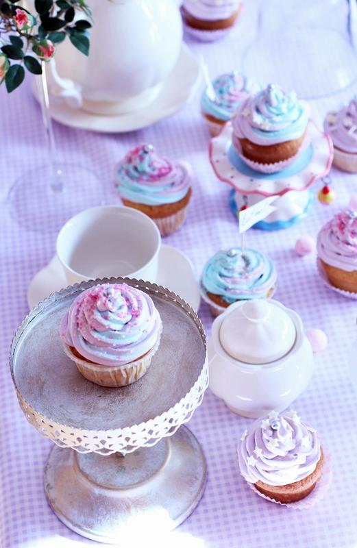 cupcakes na maślance krem z mąki