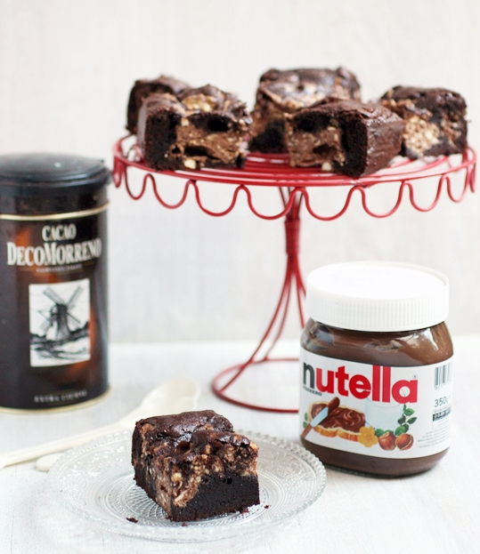 nutellabrownies1