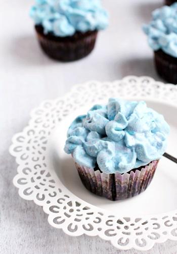 hydrangea cupcakes 1