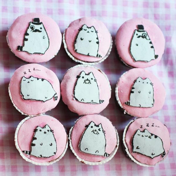 Cupkace Pusheen ndB5WzrjfpR0se7AHAwBo8 DnvNW67Rj2MIJgnnypbM as well Pusheen Birthday Pawty as well 104568022572891053 likewise Pusheen Birthday furthermore Cat Cake. on pusheen unicorn cake