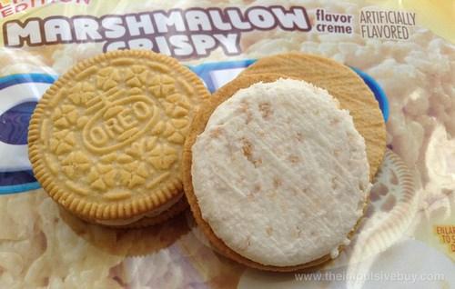 marshmallow crisp
