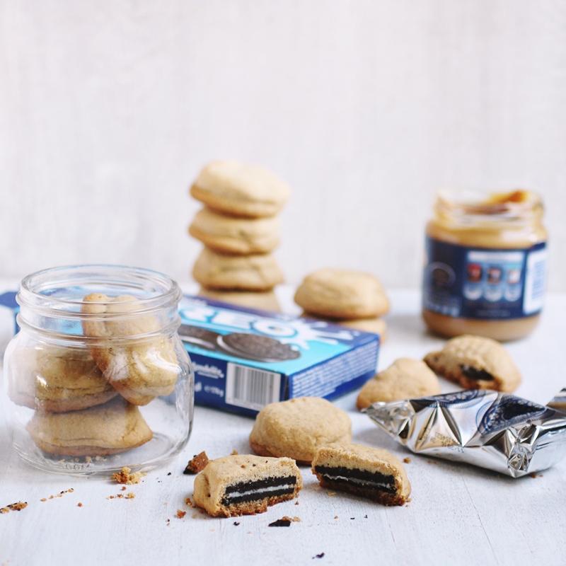 oreo stuffed cookies blog